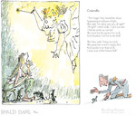 Cinderella, by Roald Dahl. Framed, £159