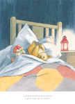 Little Bear Tried and Tried To Go To Sleep.. by Barbara Firth. Limited-edition framed print, £139