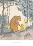 You And Me, Little Bear by Barbara Firth. Limited-edition framed print, £139